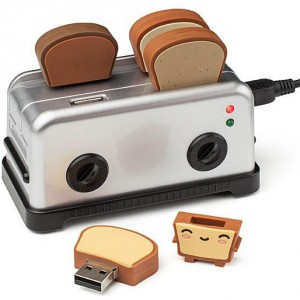 Le HUB usb toaster grille-pain