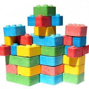 Les bonbons Lego