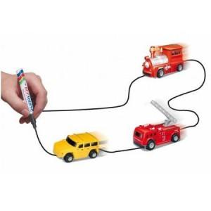 Le circuit magique pour voiture