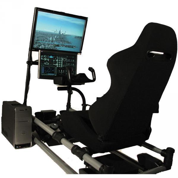 le cockpit simulateur de vol what the fuck. Black Bedroom Furniture Sets. Home Design Ideas