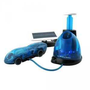 La voiture à hydrogène télécommandée par smartphone i-H2GO