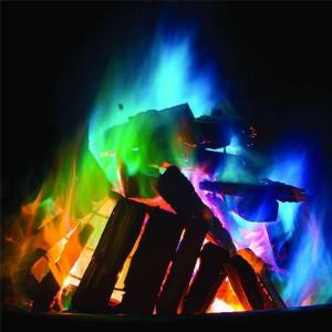 Colorant pour feu - Mystical Fire