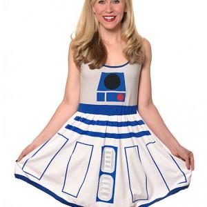 Robe R2D2 Star Wars