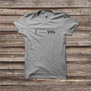 T-shirt I ? You