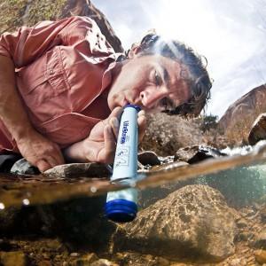Paille filtre - eau potable
