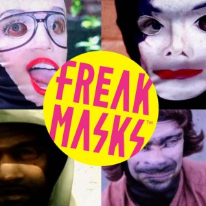 Masque monstre / freakmasks