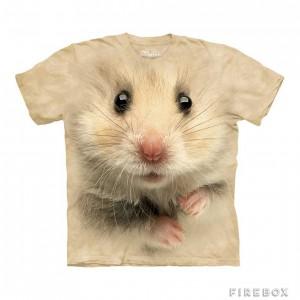 T-shirt Hamster géant