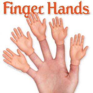 Mains pour doigts