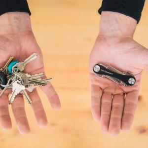 Porte clé compact - KeySmart