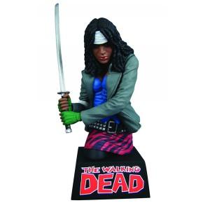 Tirelire The Walking Dead Michonne