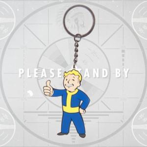 Porte-clés Fallout Vault Boy