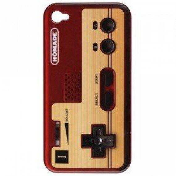 Coque pour Iphone 4 vintage Game Watch