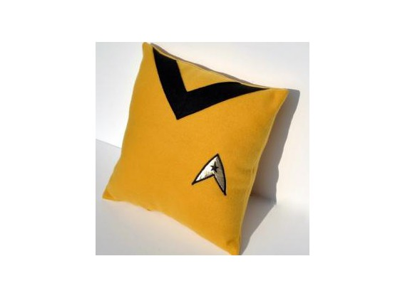 Coussin Star Trek