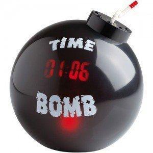 Réveil bombe