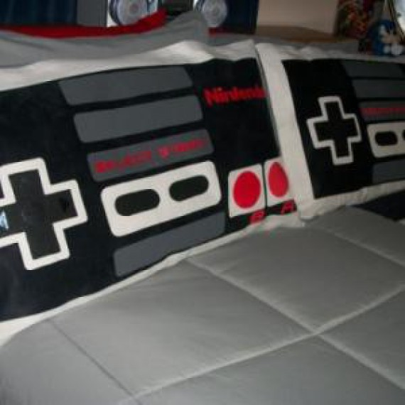 Coussin manette Nintendo NES