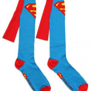 Chaussettes super héros Superman Batman