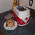 Grille pain VW Volkswagen
