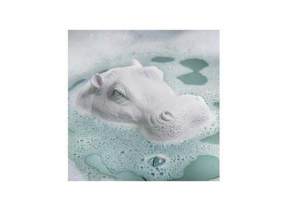 Bouchon de bain hippopotame