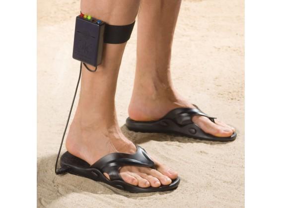 Sandales détecteur de métaux