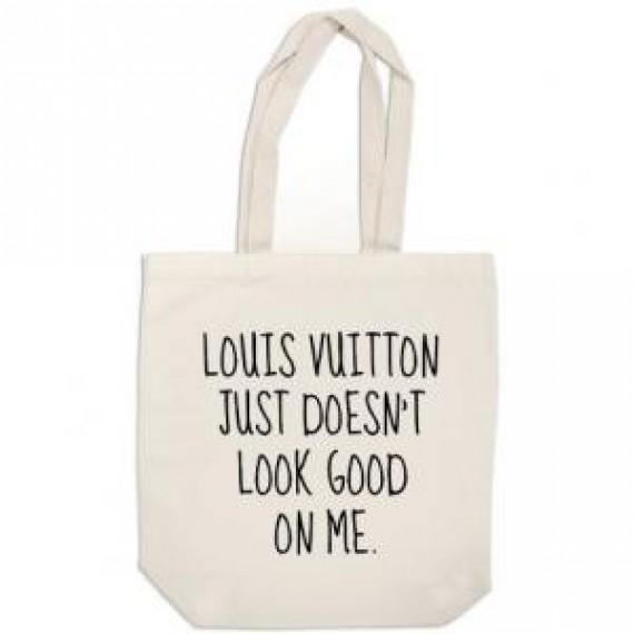 Le sac Louis Vuitton ne me va pas