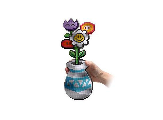 Le bouquet de fleur 8 bits