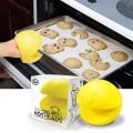 Gant de cuisine silicone Pacman