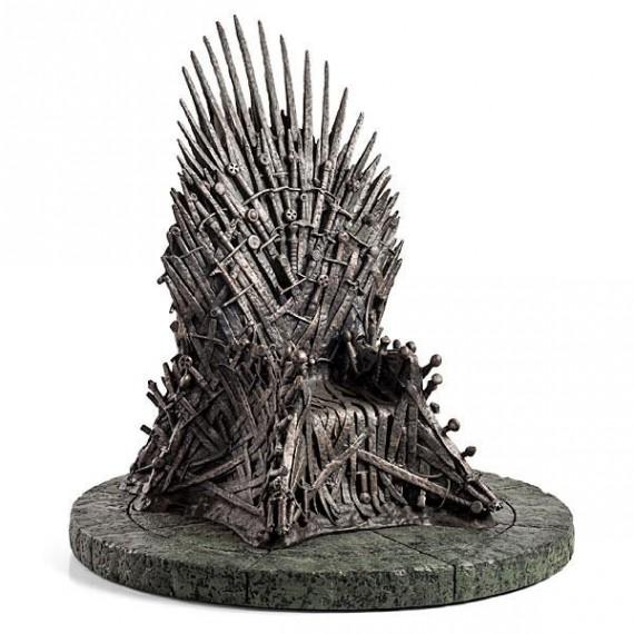 Réplique du trône de fer de Game of Thrones