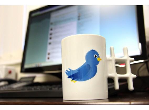 Le mug twitter