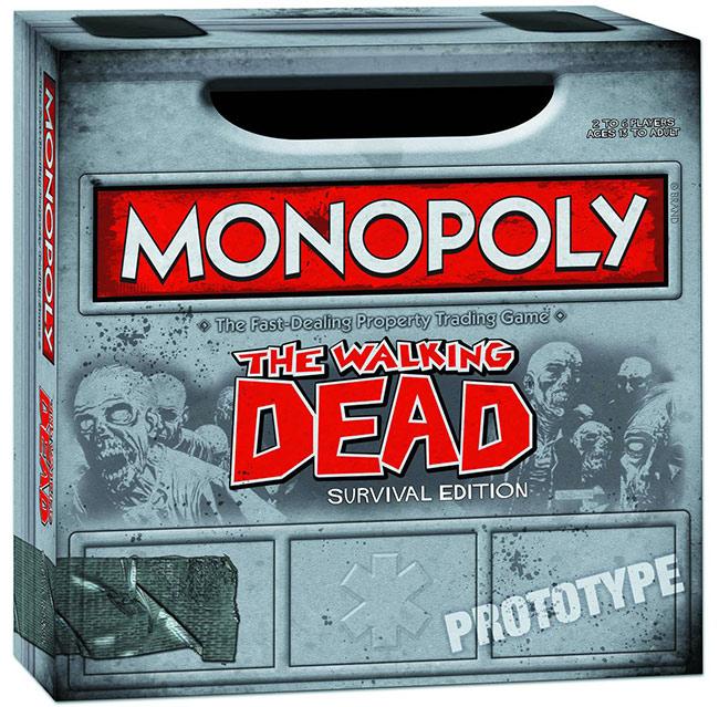 monopoly wealking dead
