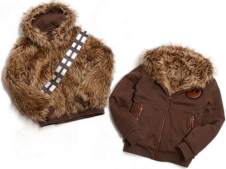veste réversible Chewbacca