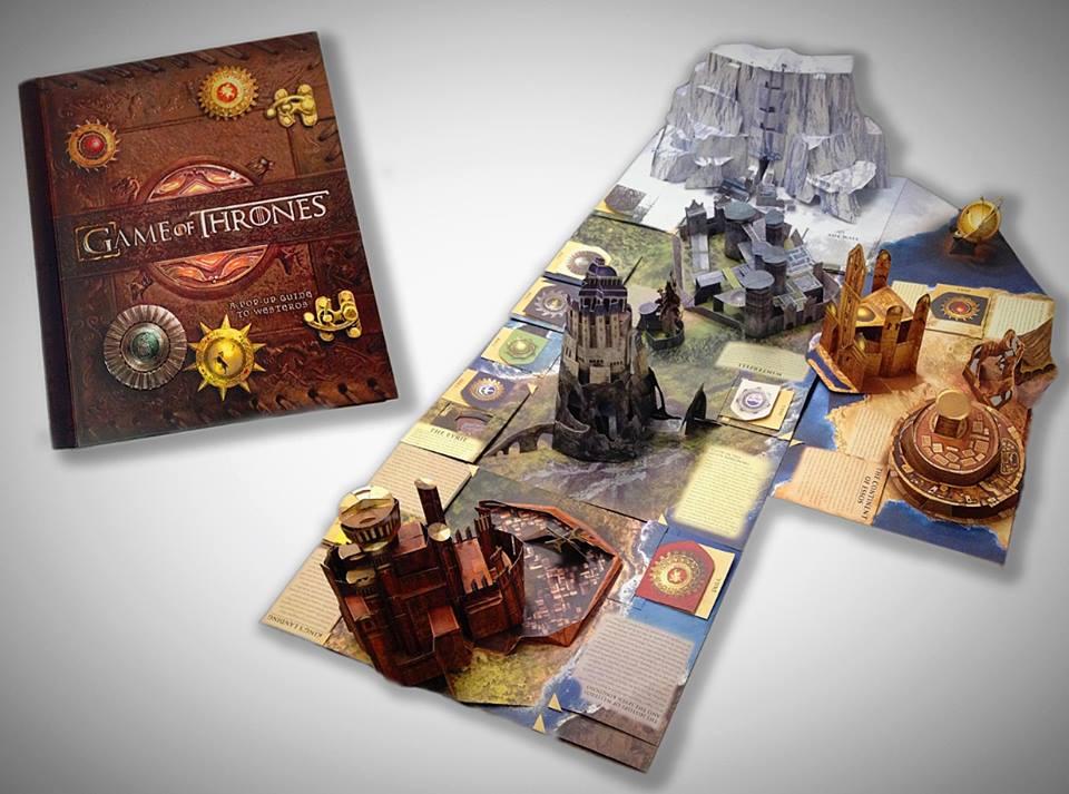 revivez la saison 4 de game of thrones en 10 objets incroyables pigsou mag. Black Bedroom Furniture Sets. Home Design Ideas