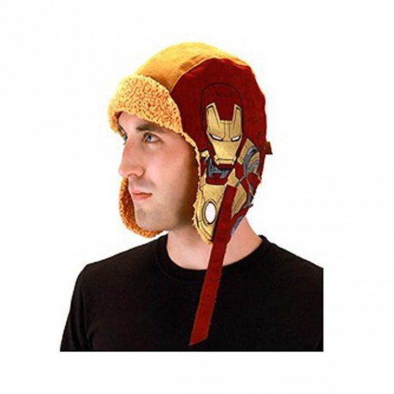 Le bonnet Iron Man