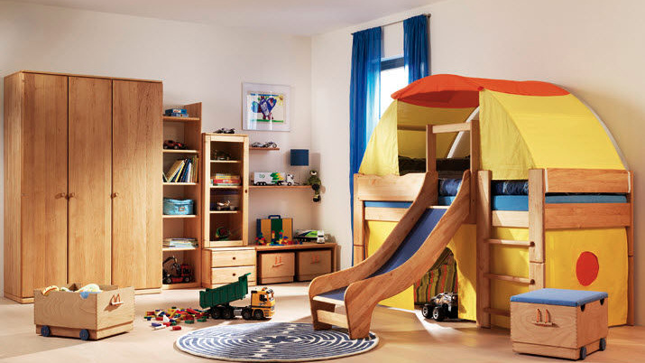 d couvrez 15 des plus belles chambres d 39 enfants du monde. Black Bedroom Furniture Sets. Home Design Ideas
