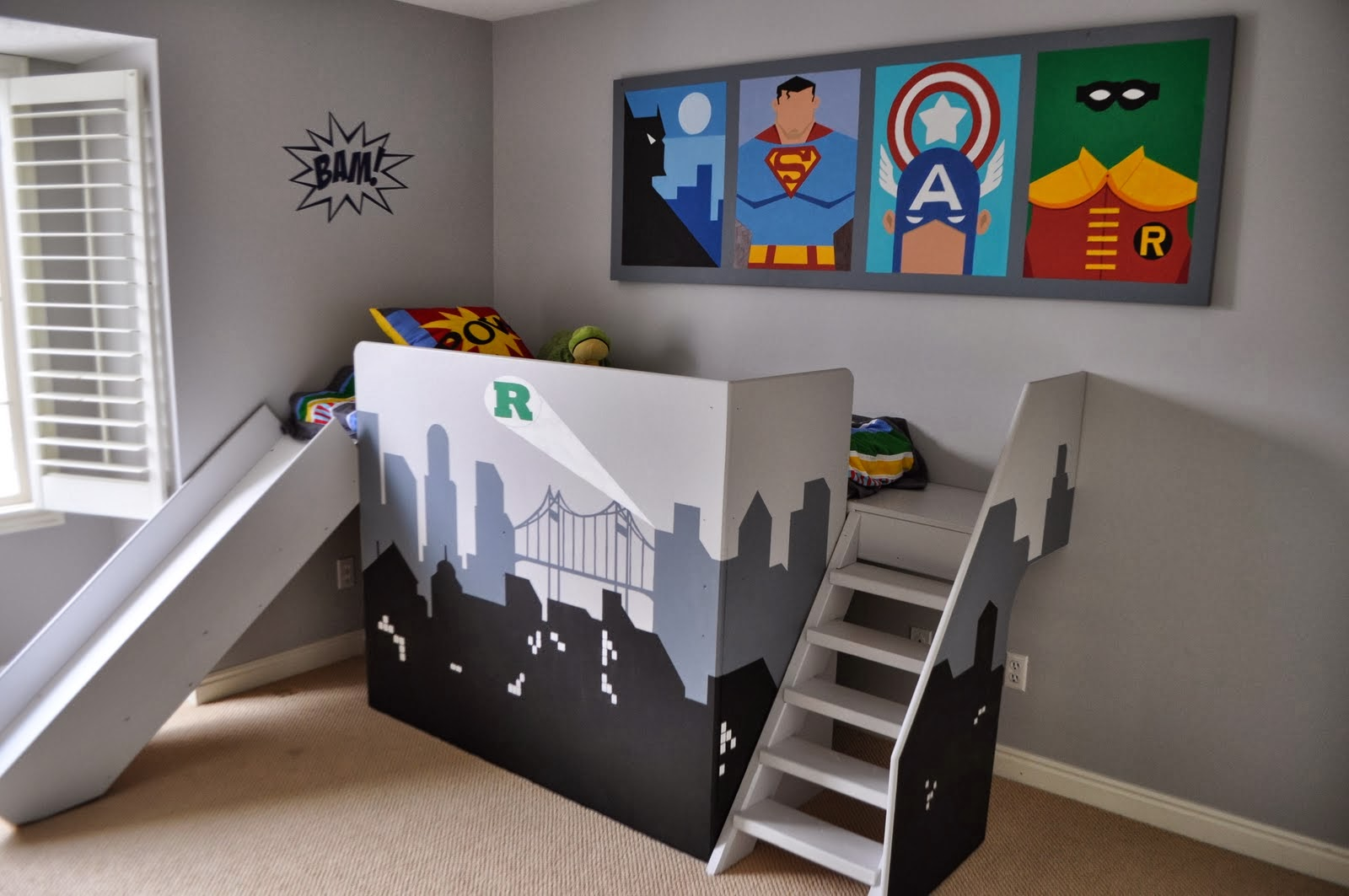 D couvrez 15 des plus belles chambres d 39 enfants du monde for Room decor for 5 year old boy