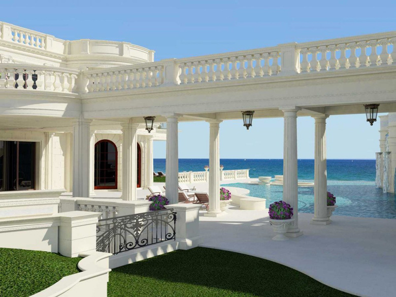 139 millions de dollars pour la maison la plus ch re des for Maisons du monde usa