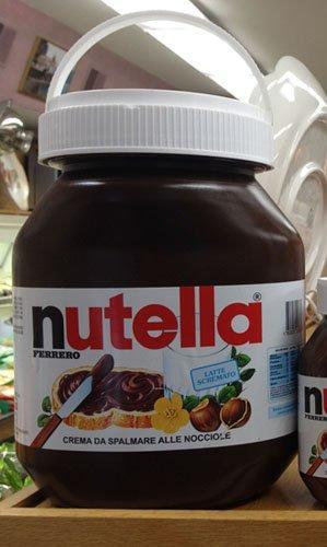 cadeau nutella pour les fans de chocolat pigsou mag. Black Bedroom Furniture Sets. Home Design Ideas