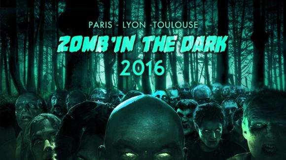 Zomb'in the Dark, une course d'orientation au milieu des zombies