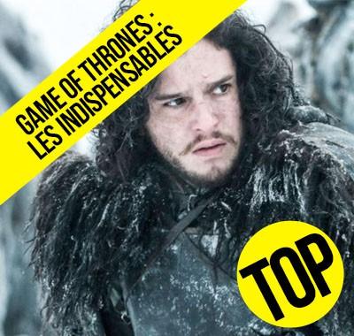 Top Game of Thrones les objets dérivés de la série qu'il vous faut