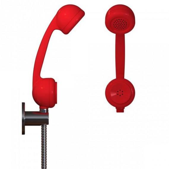 Pommeau de douche téléphone