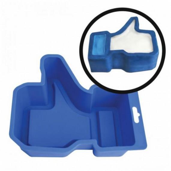 Moule à gateau like facebook