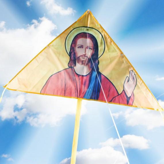 Le cerf-volant Jesus
