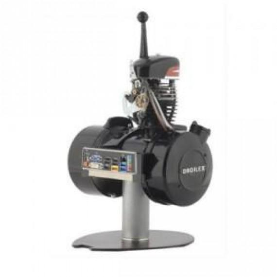 Ordinateur moteur de solex
