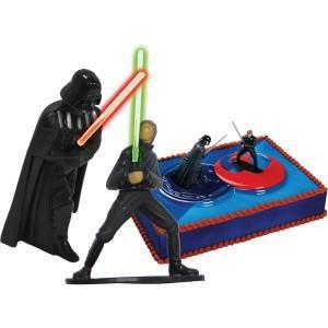 Set Déco Gâteaux Star Wars