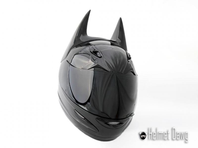 Casque De Moto Batman