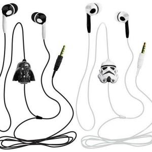 Les écouteurs Star Wars