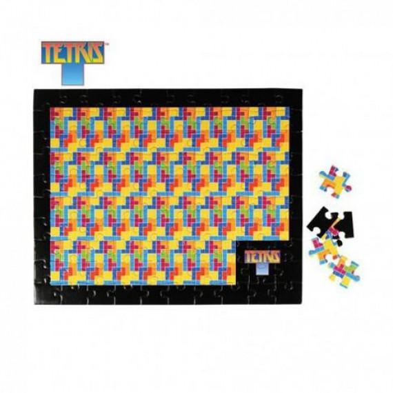 Le puzzle Tetris 100 pièces