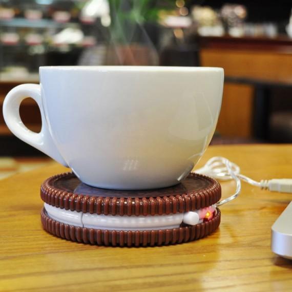 Chauffe Tasse Oreo USB