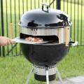 Le four à pizza pour barbecue