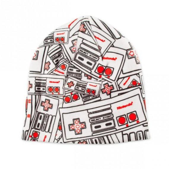 Le bonnet Nintendo NES