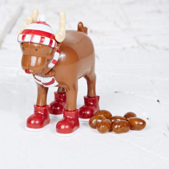 Le distributeur de bonbons renne